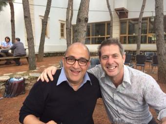 Mustapha Meghraoui and Iain Stewart