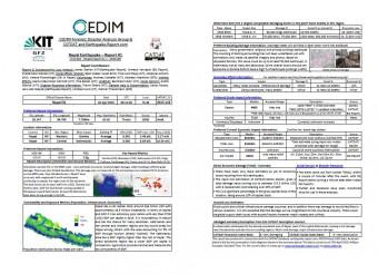 The CEDIM disaster report.