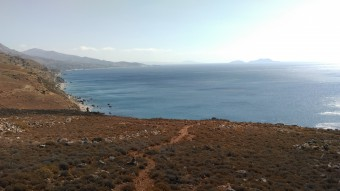 Beaches of southern Crete: close to possible sources of slump-induced tsunamis