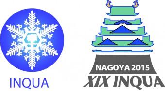 INQUA - Nagoya logo