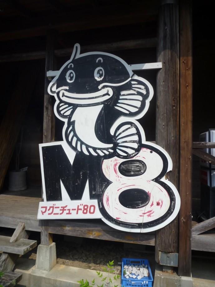 Magnitude 8 restaurant