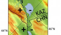 The Dzhungarian Fault in East Kazakhstan
