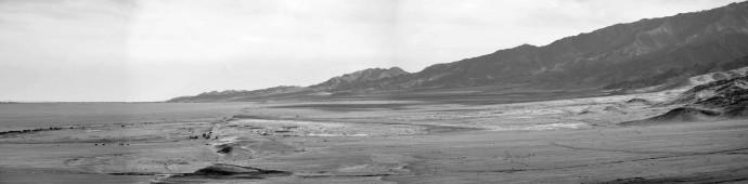 Photo taken from a ppush-up ridge.