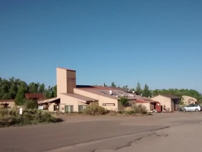 The Desert Sage restaurant